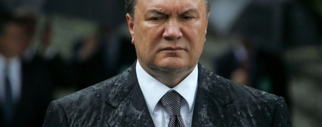 Интерпол заморозил доступ к информации о розыске Януковича