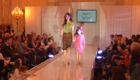 Надежда Мейхер презентовала первую собственную коллекцию одежды