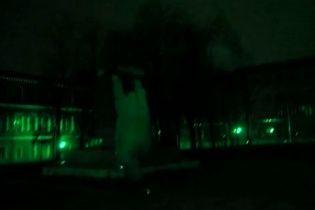 У Харкові за один вечір знесли два пам'ятника Леніну на території університетів