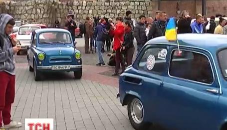 Сезон ретро авто путешествий стартует сегодня на Украине