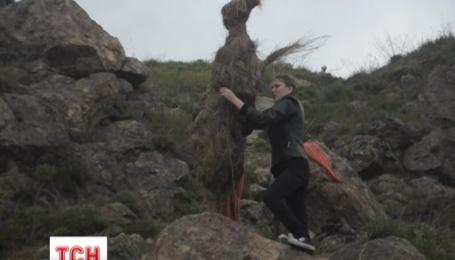 Полсотни художников превратили запорожскую Хортицу в настоящий неформальный парк