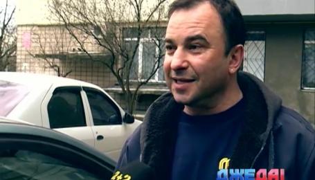 Виктор Павлик лишился машины из-за некачественного топлива на заправке в Черкасской области