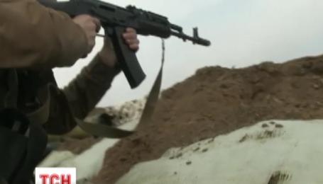 Зі штабу АТО повідомляють, що бойовики послабили вогонь