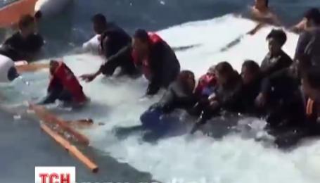 Увеличивается количество возможных жертв целого ряда кораблекрушения в Средиземном море