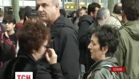 В Барселоне школьник напал на учителей с арбалетом, убив одного человека и ранив еще четырех
