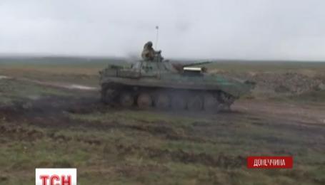 Бойовики відтермінували наступ під Донецьком через мокрий сніг