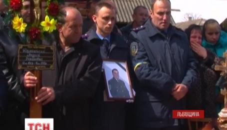 На Львівщині виявили підозрюваних у жорстокому вбивстві міліціонера
