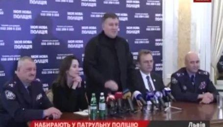 Влітку у Львові будуть нові патрульні із зарплатою 10 тис. грн