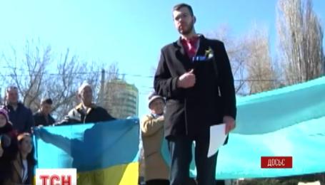 Учаснику Шевченківської акції в Сімферополі замінили 40 годин виправних робот штрафом