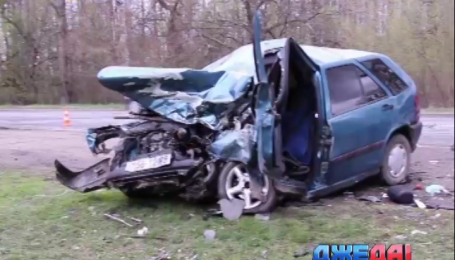 В ДТП в Винницкой области погибли два человека