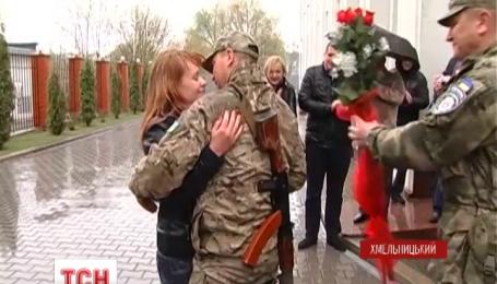 Спецназовец вернулся из зоны АТО и сразу предложил любимой пожениться