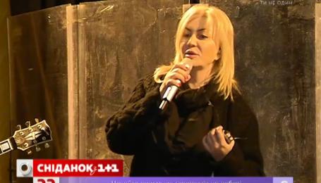 Ірина Білик готується до сольного концерту