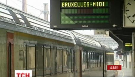 У Брюсселі паралізовано рух громадського транспорту через страйк