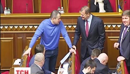 Генпрокуратура може внести до ВР подання на зняття депутатської недоторканності із сімох депутатів