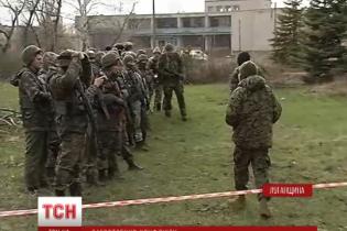 На Донбасі після навчань із іноземними інструкторами почав діяти батальйон особливого призначення