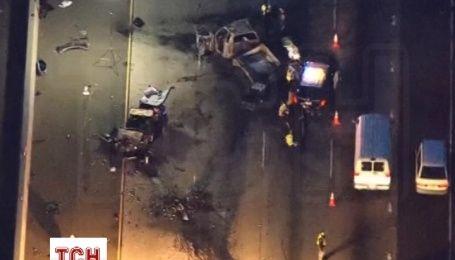 В Калифорнии умерли 4 человека после лобового столкновения на шоссе