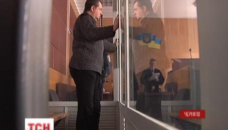 В Чернигове за шпионаж осудили россиянина