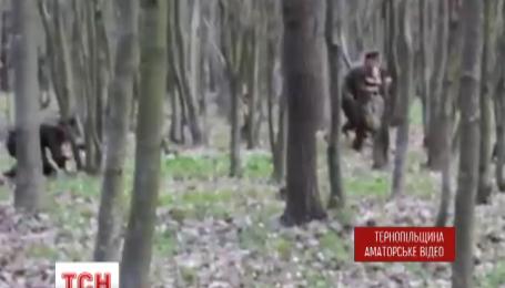 Останній бій УПА відтворили на Тернопільщині