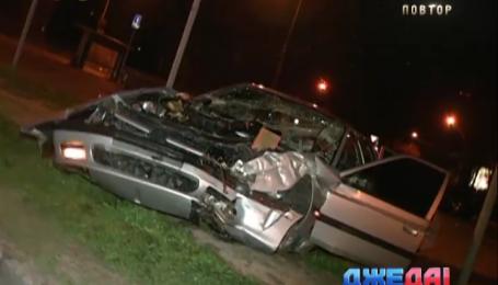 В Киеве пострадавшие вследствие аварии скрылись с места происшествия