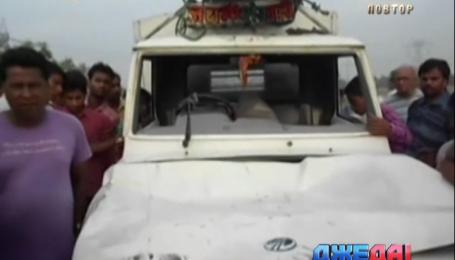 В Индии в результате аварии погибли шесть студентов