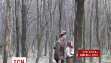 На Тернопільщині відтворили останній бій УПА