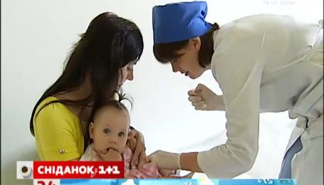 Из-за недостатка вакцин Украине угрожает эпидемия краснухи, свинки и дифтерии