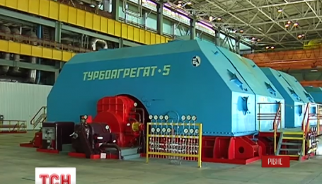 На Ровенской атомной станции студентам разрешили устроить аварию и остановить реактор