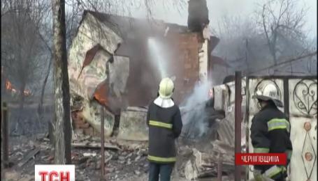 На Черниговщине произошло 24 пожара