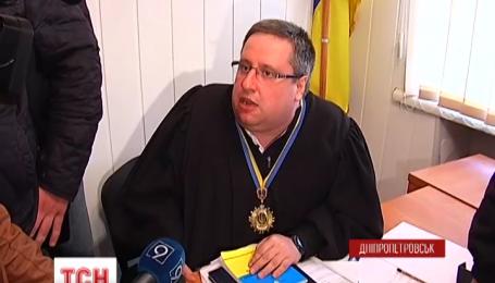 В Днепропетровске скандалом завершилась попытка Максима Романенко вернуться к власти