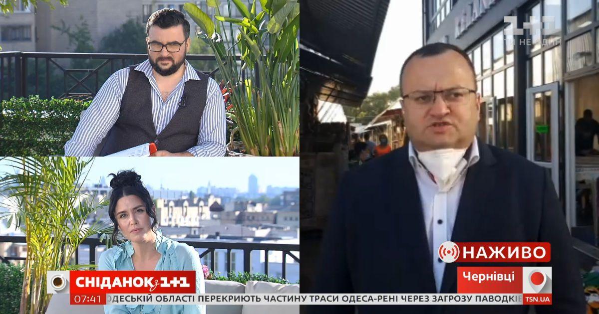 Потоп в Черновцах: мэр города рассказал о ситуации в центре и области