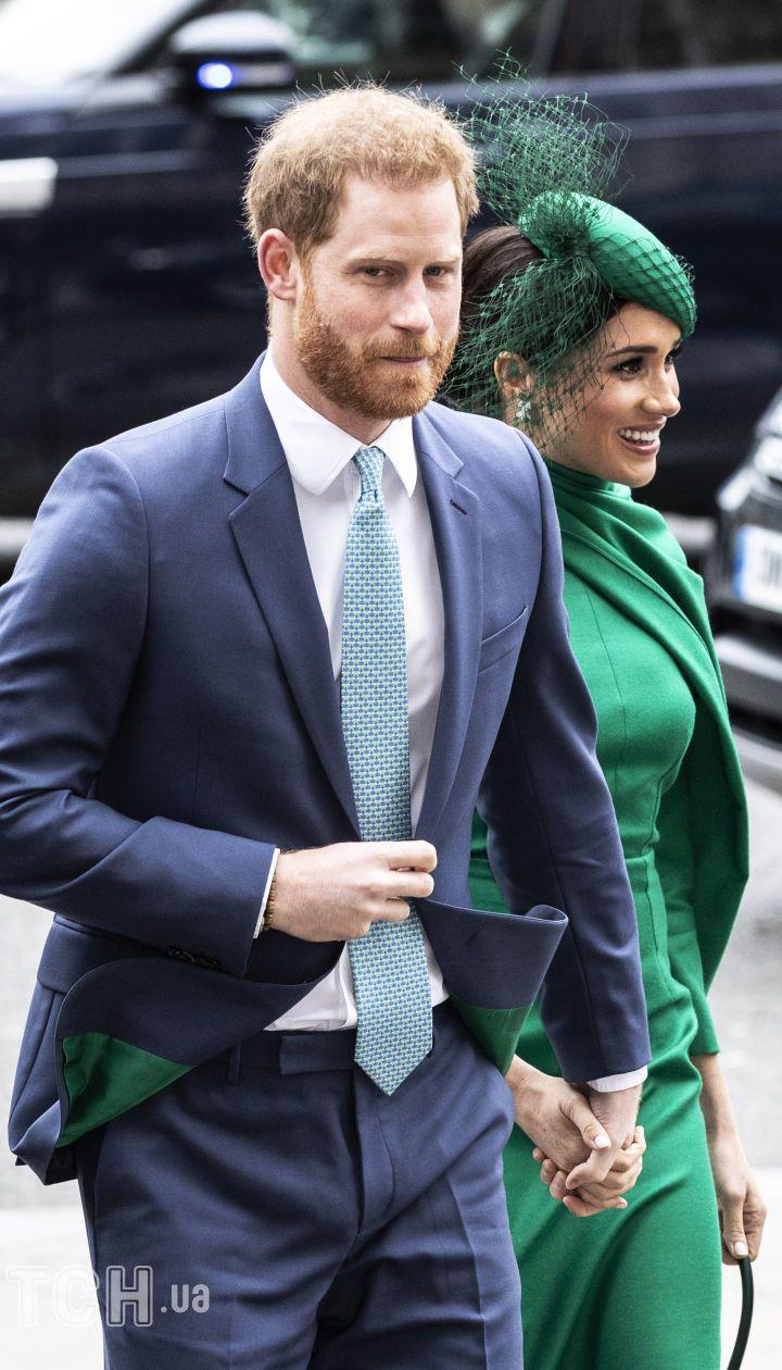 Принц Гаррі і Меган Маркл / © Associated Press