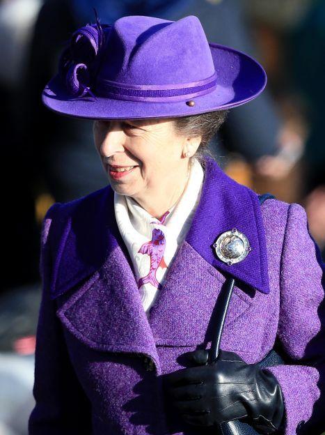 Принцеса Анна / © Getty Images