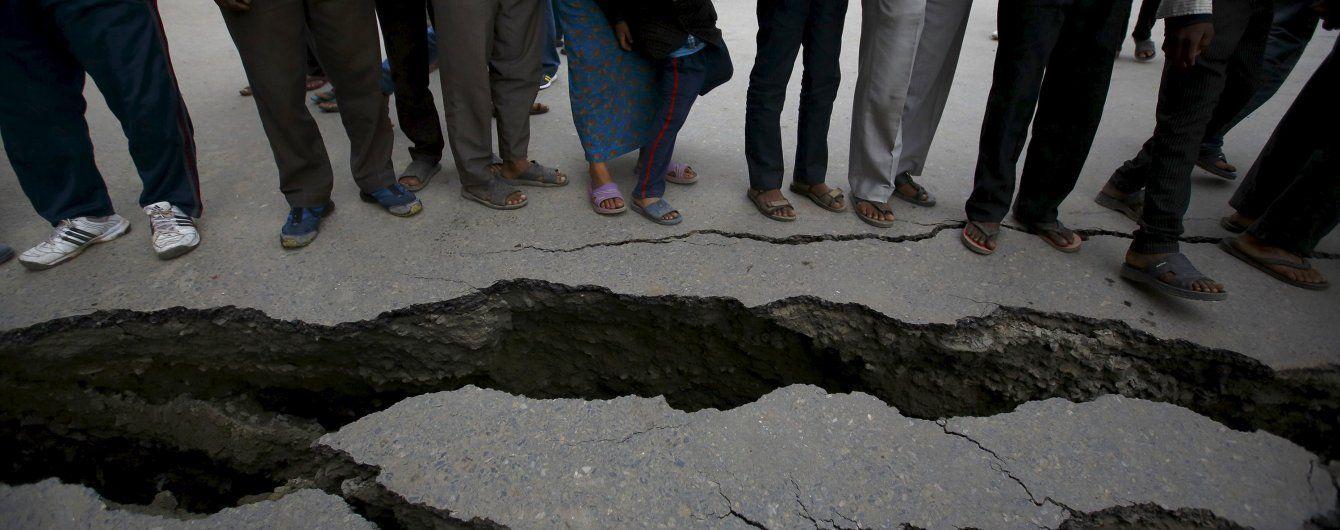 На Тайвані стався руйнівний землетрус, можуть бути жертви