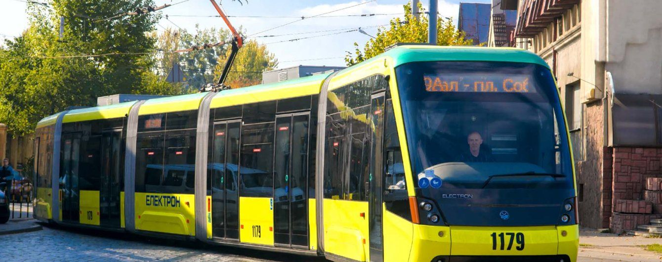 Новые трамваи для Киева будут производить во Львове, а не в Польше