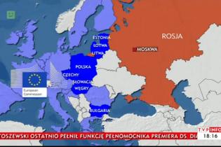 """Польський телеканал """"приєднав"""" Крим до Росії"""