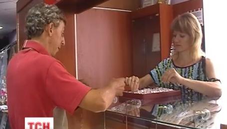 З крамниці на Житомирщині викрали золотих та срібних прикрас на мільйон гривень