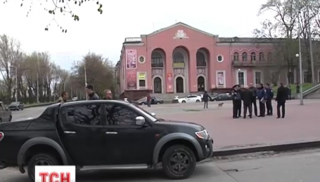 В Запорожье снова пытались захватить офис «Облэнерго»