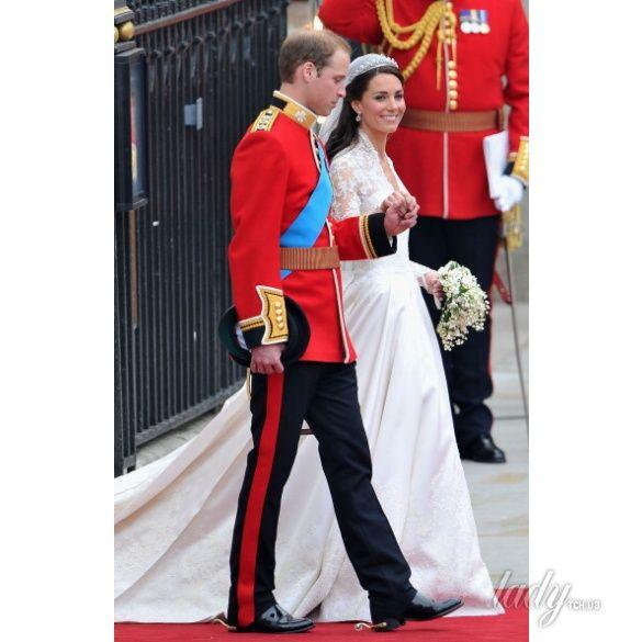 Герцогиня Кэтрин и принц Уильям_1