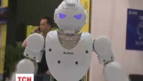 В Китае все желающие могли насладиться танцами электронных человечков