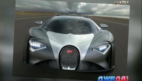 Преемник Bugatti Veyron разгоняется до 100 км за 2 секунды