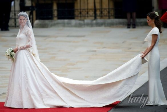 свадьба Кэтрин и Уильяма_2