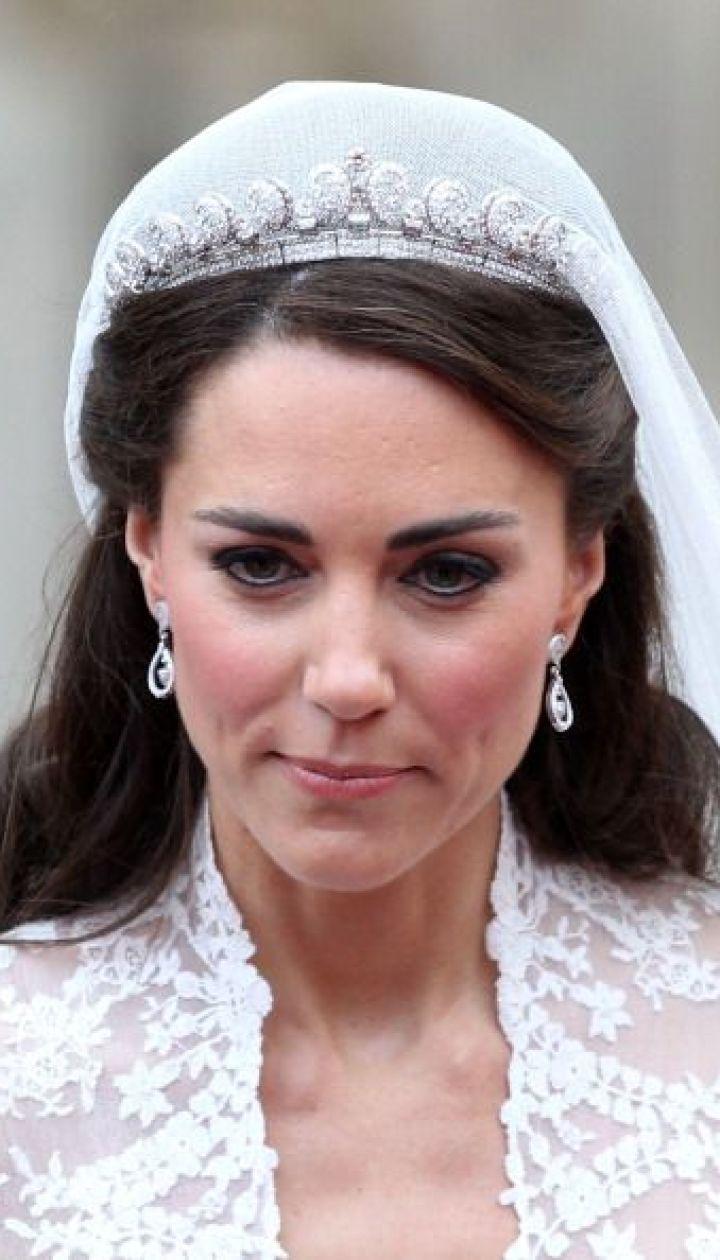 Тиара королевы Елизаветы II @ Getty Images