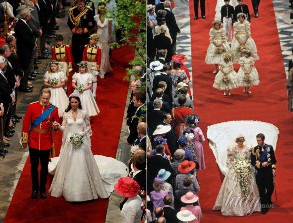 свадьба Кэтрин и Уильяма_7
