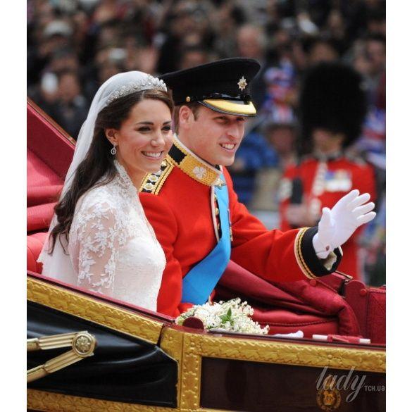 свадьба Кэтрин и Уильяма_8