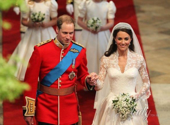 свадьба Кэтрин и Уильяма_5