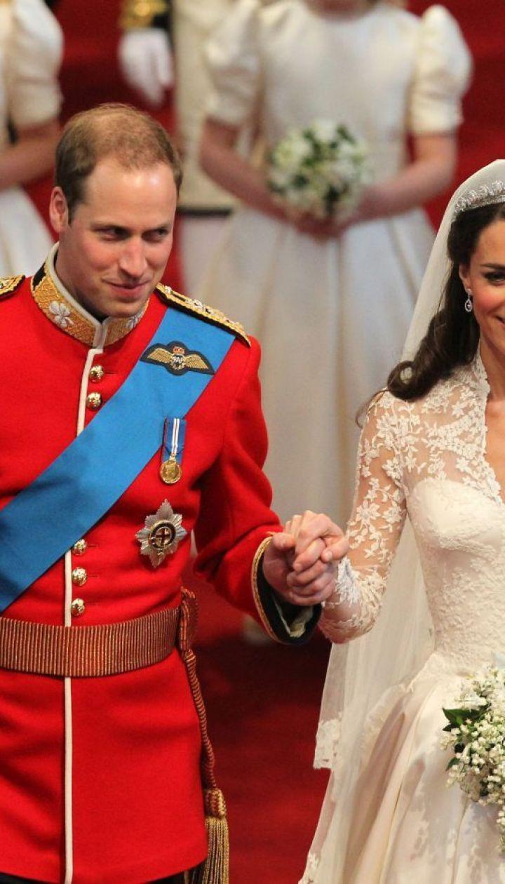 Герцогиня Кембриджская и принц Уильям @ Getty Images