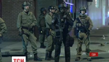 Ситуация в полумиллионном Балтиморе на данный момент под контролем