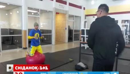 В сети появилось видео с тренировок украинского боксера Василия Ломаченка