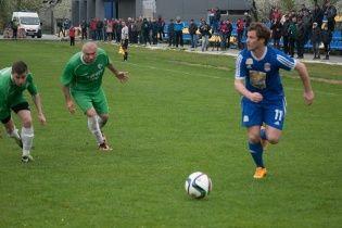 Алієв забив дебютний гол за команду аматорів