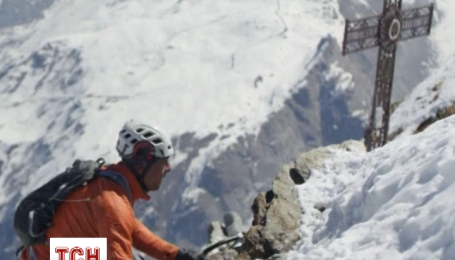 Швейцарец установил рекорд по скорости подъема на вершину Альп